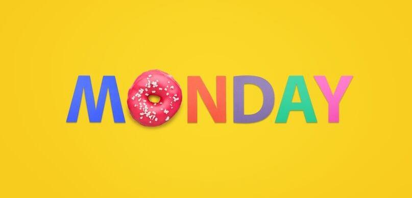 poniedziałek
