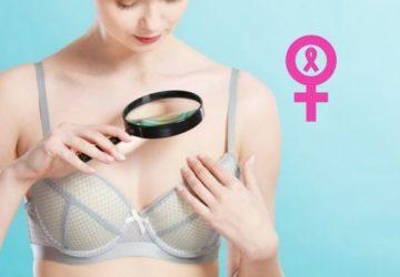 samobadanie piersi badanie palpacyjne rak piersi