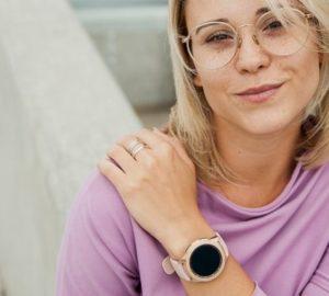 smartwatch Samsung prezent dla kobiety