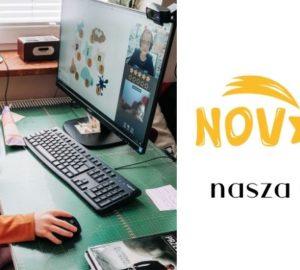 novakid zajęcia nline angielski native speaker