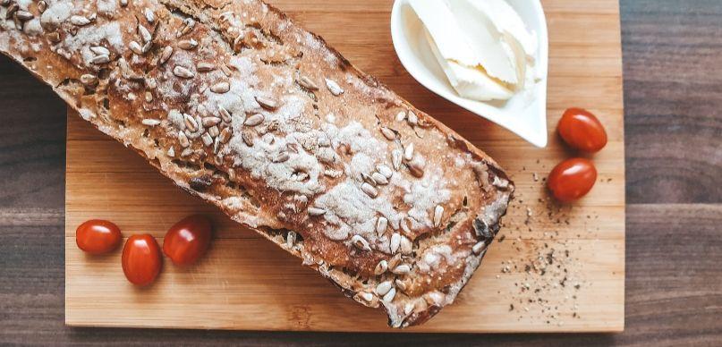 Pyszny chleb na zakwasie