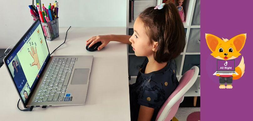 angielski online dla dzieci Allright opinia
